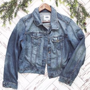 Harleigh Denim Jacket